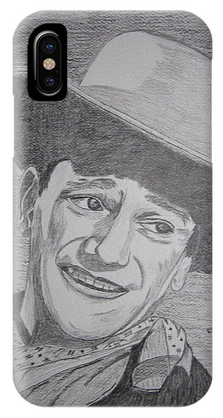 John Wayne IPhone Case