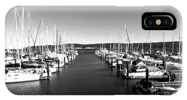 John Wayne Marina IPhone Case