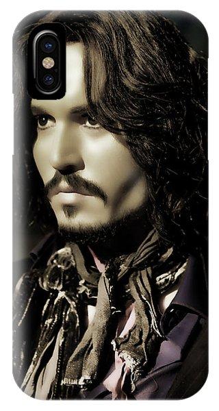 Johnny Depp Phone Case by Lee Dos Santos