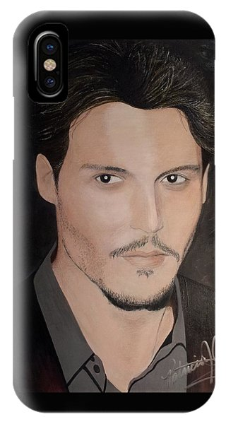 Johnny Depp - The Actor IPhone Case