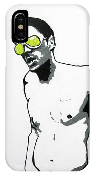 Mtv iPhone Case - Johnny Knoxville by Venus
