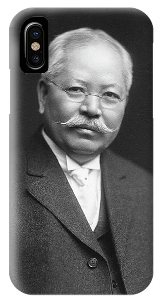 Jokichi Takamine Phone Case by Chemical Heritage Foundation