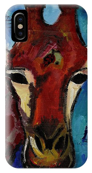 Jolly Giraffe  IPhone Case