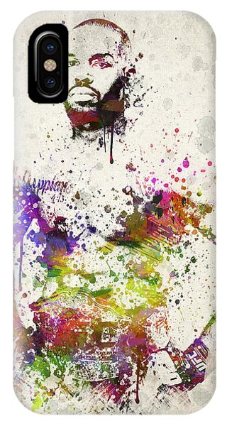 Jon Jones IPhone Case
