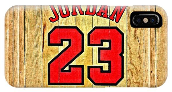 Jordan 23 Poster IPhone Case