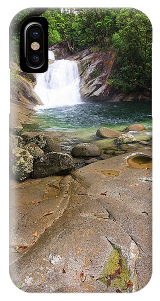 Far North Queensland iPhone Case - Josephine Falls Is One Of The Most by Paul Dymond