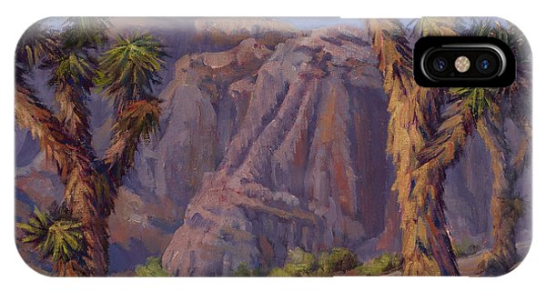 Joshua Trees- Mojave IPhone Case
