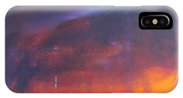Journey No. 4 IPhone Case