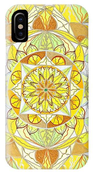Energy iPhone Case - Joy by Teal Eye Print Store