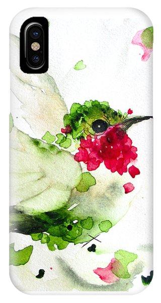 Joyful Flight IPhone Case