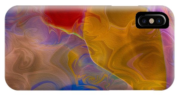 Joyful Sorrow IPhone Case