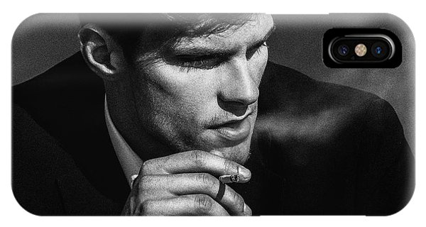 Men iPhone Case - Jozef by Martin Krystynek Qep