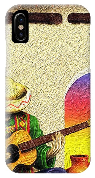 Juan's Song IPhone Case