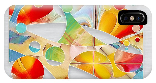 Jubilation Phone Case by Gayle Odsather