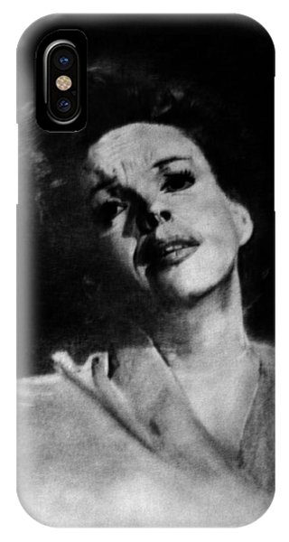 Judy Garland IPhone Case