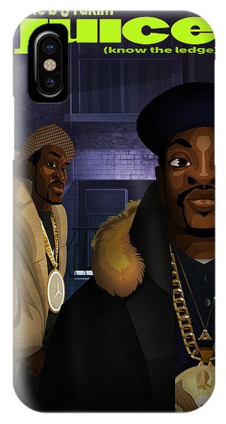Juice IPhone Case