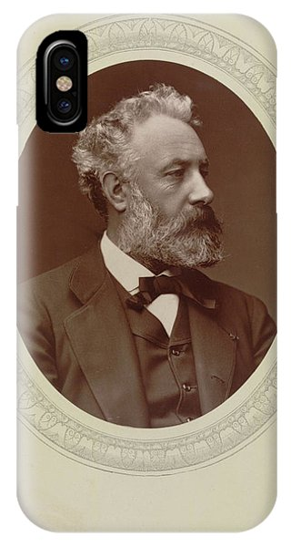 Jules Verne IPhone Case