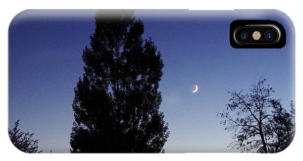 Julian Night Sky 2013 A IPhone Case