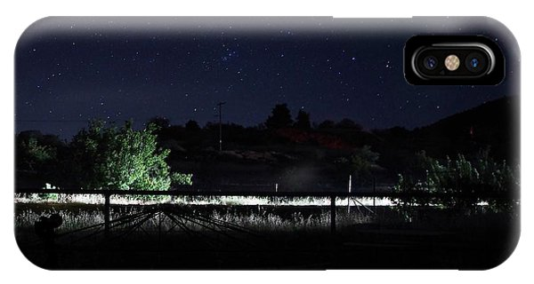 Julian Night Sky IPhone Case