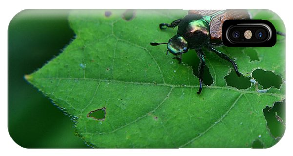 June Bug 1 IPhone Case