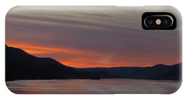 Juneau Alaska IPhone Case