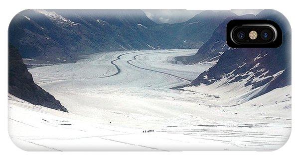 Jungfrau Glacier IPhone Case