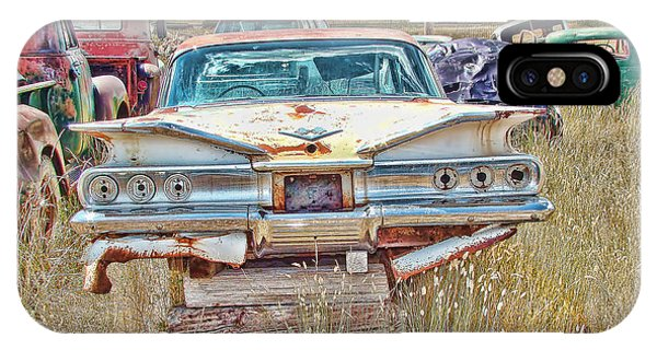 Junkyard Series 1960's Chevrolet Impala IPhone Case