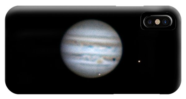Jupiter And Moons, 2013 IPhone Case