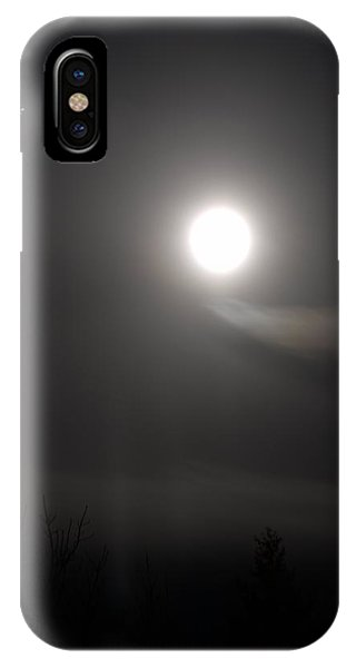 Jupiter With The Moon IPhone Case