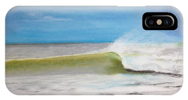 Just A Wave IPhone Case