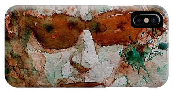 Concert iPhone Case - Just Like A Woman by Paul Lovering