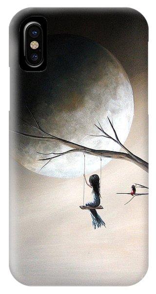 Awakening iPhone Case - Just Like Heaven By Shawna Erback by Erback Art