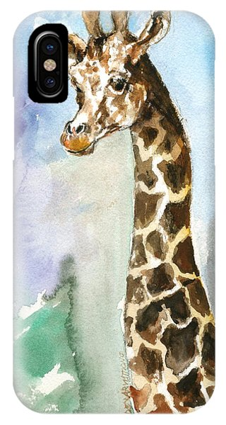 Just So Tall IPhone Case