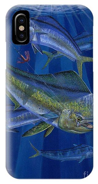 Swordfish iPhone Case - Just Taken Off0025 by Carey Chen