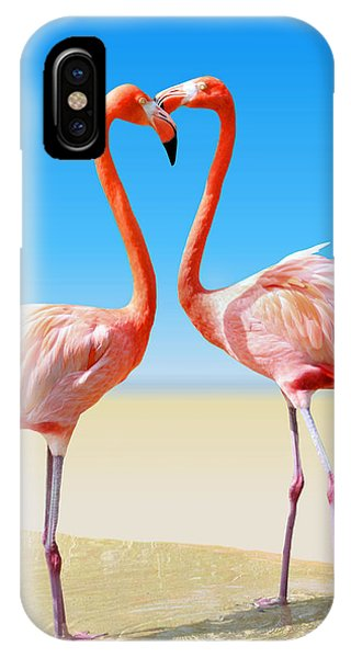 Just We Two IPhone Case