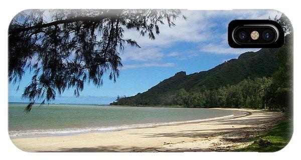Ka'a'a'wa Beach Park IPhone Case