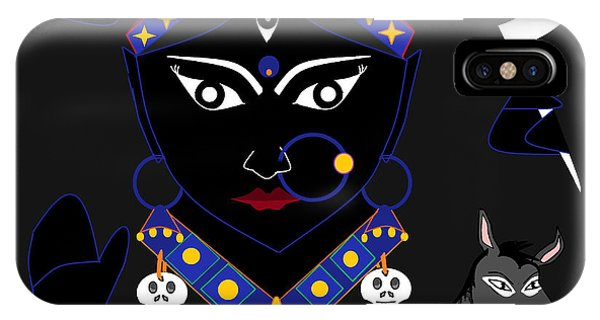 Kaalraatri IPhone Case