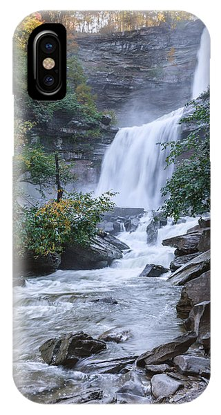 Kaaterskill Falls IPhone Case