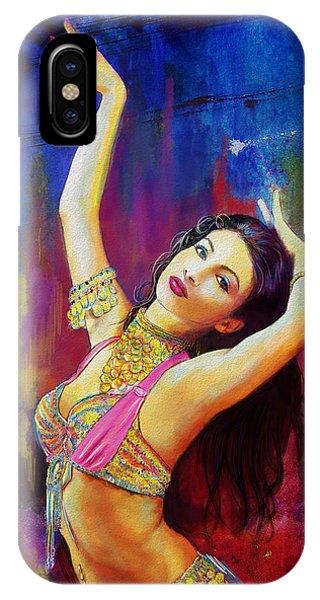 Corporate Art Task Force iPhone Case - Kaatil Haseena by Corporate Art Task Force