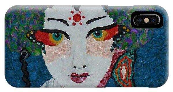 Kabuki IPhone Case