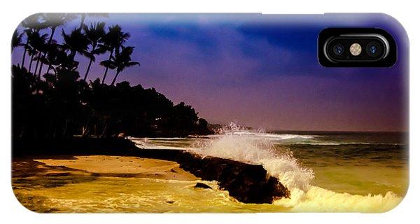 Kailua Bay IPhone Case