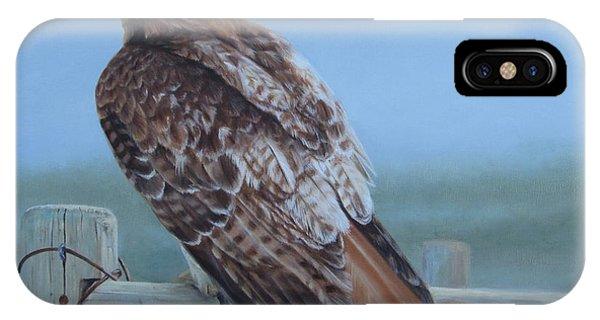 Kaiser's Hawk IPhone Case