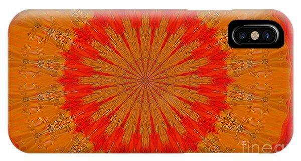Kaleidoscope Brights IPhone Case