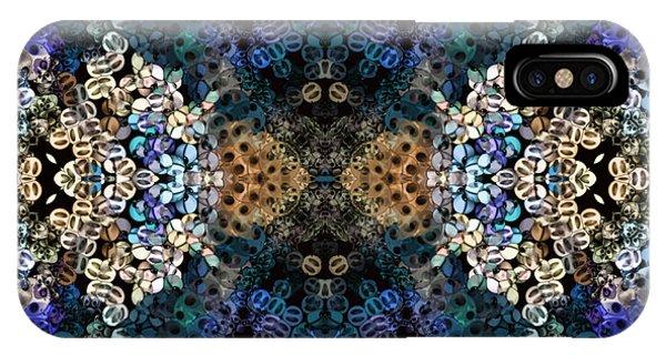 Kaleidoscopic 1 Phone Case by Gabour Demans