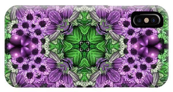 Kaleidoscopic 2 Phone Case by Gabour Demans