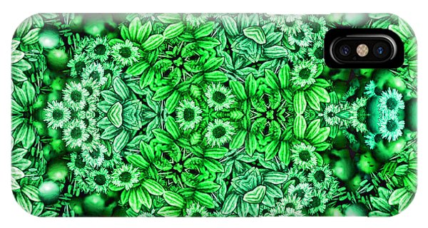 Kaleidoscopic 3 Phone Case by Gabour Demans