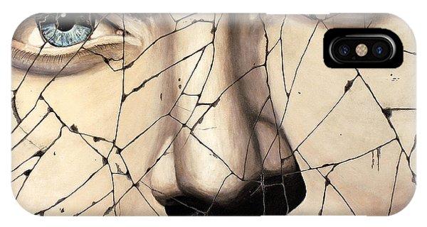 Bogdanoff iPhone Case - Kallisto - Study No. 1 by Steve Bogdanoff