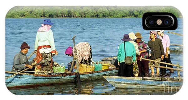 Kampot River IPhone Case