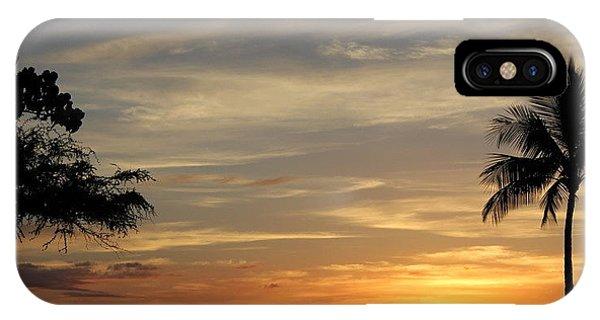 Kanapali Sunset IPhone Case
