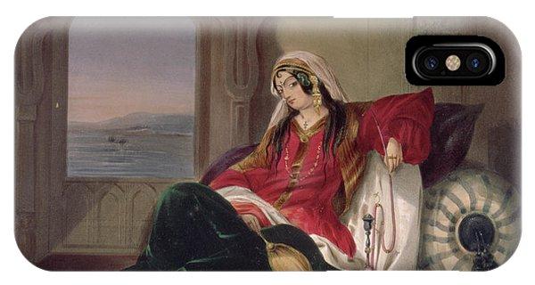 Kandahar Lady Of Rank IPhone Case
